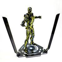 Toy-Box TB078 1/6 LED Light Iron Man Legacy 2.0 Platform Solider Figure Stand