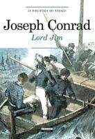 Lord Jim di Joseph Conrad Crescere Edizioni Versione integrale Nuovo LIBRO