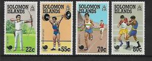1988 Olympics set of 4 Complete MUH/MNH as issued