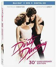 Dirty Dancing 30th Anniversary Blu-ray DVD Digital
