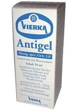 50 ml Vierka Antigeliermittel, Pektinase, Saftausbeute, Weinherstellung, Antigel