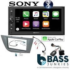 Seat Leon Cupra MK2 Sony Mechless CarPlay Bluetooth Android Media Car Stereo St4