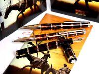 Montblanc Cervantes Set Füller, Kugelschreiber, Bleistift Limited Edition Neu