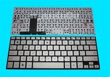 New original Asus Zenbook UX31 UX31A UX31e UX31LA Silver US Keyboard NO FRAME