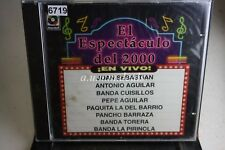 Various Artists - Espectaculo Del 2000 En Vivo ,Music CD (NEW)