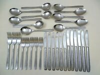 31 Pieces Stainless Steel Cutlery Firth Made In Sheffield