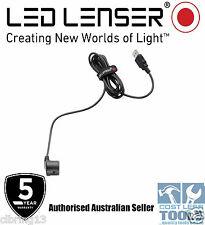 Led Lenser Magnet Charging Cable for M7R & X7R, M7RX (USB) - ZLLL9747LO