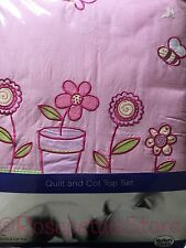 MOTHERS CHOICE COT QUILT SET BRAND NEW