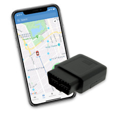 LightningGPS 4G OBD-II Plug-In Real-Time Mini GPS Vehicle Tracker Cars & Teens