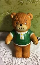 Lucy & Me Teddy Bear Lucy Rigg Enesco 1979 Rigglets Lr