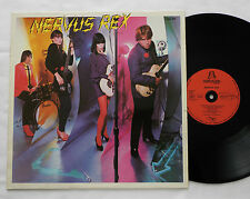 "NERVUS REX "" S/T "" FRENCH Orig LP DREAMLAND Records(1980) power pop - EX"