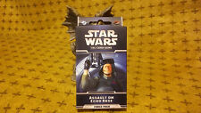 STAR WARS: THE CARD GAME - FORCE PACK - Assault On Echo Base - 60 Cards - Sealed