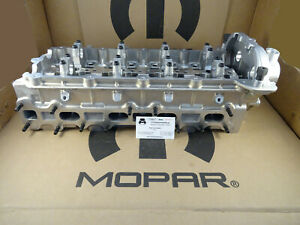 Engine Cylinder Head Jeep Wrangler JK 11-18 2.8CRD 68157442AA New OEM Mopar