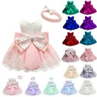 Baby Bridesmaid Dresses Formal Girl Dress Kid Tutu Flower Princess Wedding Party