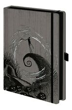 A5 Premium Nightmare Before Christmas Notebook Official Licensed Hardback