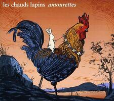 Les Chauds Lapins - Amourettes [New CD]