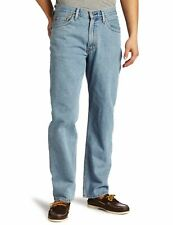 Levi's Mens Jeans Vintage Blue Size 34x32 550 Relaxed Fit Straight Leg $59- 501