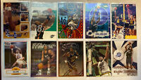 Karl Malone LOT of 10 Basketball Cards!! Rare Deal!! BEAM TEAM