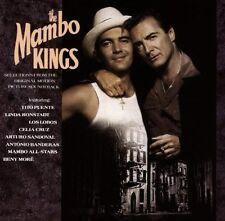 + cd nuovo non incelofanato The Mambo Kings Colonna sonora, Import Various
