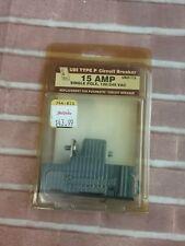 New Ubi 15 Amp Single Pole Circuit Breaker Ubip-115
