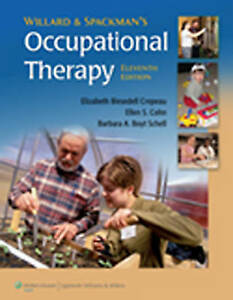 Willard and Spackman's Occupational Therapy by Helen ... | Book | Like new