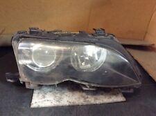 2002 2003 2004 2005 BMW 3-Series 325 330 OEM Right Xenon Head Light Lamp #126
