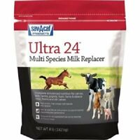 Ultra 24 Milk Replacer  8 Lbs FREE SHIPPING