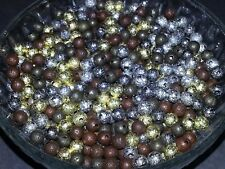 Wholesale 6MM Mixed Color Stardust Beads Round Spacer Loose Beads 50pc. 6MM New