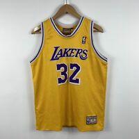 LA Lakers Basketball Jersey Hardwood Classics Size Small #32 Magic Johnson