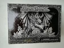 MAGE KNIGHT 3D DUNGEONS WZK0910 WIZKIDS 36 FLOOR 24 WALL TILES & 8 DOORS - NEW