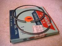 NOS OEM Yamaha Piston Ring Set STD 1979 IT400 Dual Purpose 2X8-11610-00