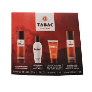 TABAC ORIGINAL Quattro Duftset für Herren
