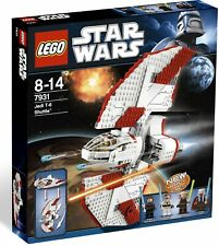 Lego T-6 Jedi Shuttle 7931 Clone Wars Star Wars Set