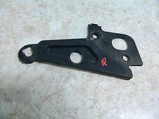 82 yamaha XS 650 Heritage Special XS650 S right footrest bracket cover