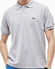 Size 5/Large Men's Lacoste Polo T-Shirt L1264 51 T30 Classic Fit Cotton Casual