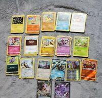 AUTHENTIC Pokemon Tcg Bulk Lot (200 + cards) Black And White-Rebel Clash