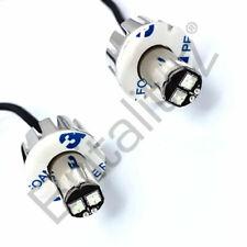12v, 24v Flashing LED HIDE AWAY LIGHTS, Micro Blast, Small Strobe, Covert, AMBER