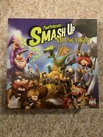 Smash Up Munchkin Game - Paul Peterson - Steve Jackson Games - Brand New!!