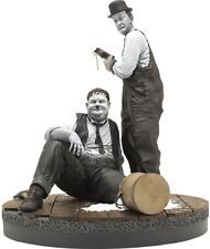 STAN LAUREL & OLIVER HARDY Stanlio e Ollio Old & Rare Infinite Statue Sideshow