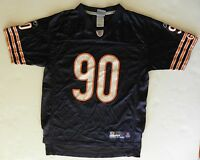 Chicago Bears 90 Julius Peppers Football Jersey Blue GSH NFL Youth Large 14 16