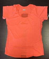 Zoot - Women's Sunset Ink Tee - Coral - Large