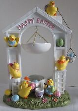 Yankee Candle 2014 Bunny Easter Best Happy Hanging Wax Tart Melts Warmer Burner