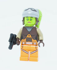 Lego Hera Syndulla 75053 75127 The Ghost Rebels Star Wars Minifigure
