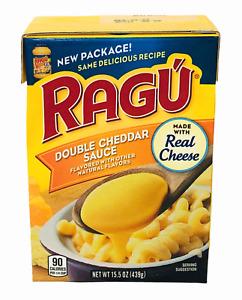 Ragu Double Cheddar Sauce 15.5 oz