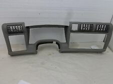 Dash Bezel Trim Chevy S10 GMC Sonoma Blazer Jimmy Gray 95 96 97