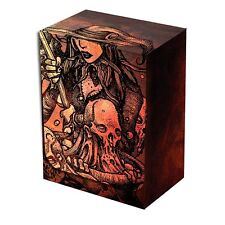 LEGION SUPPLIES DECK BOX CARD BOX WITCH CAULDRON FOR MTG Pokemon cards