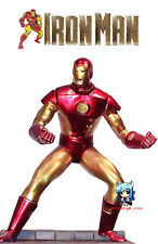 Movie Avengers Iron man Comic Ver. 1/6 Figure Vinyl Model Kit