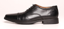 Clarks Men's Black Tilden Cap Oxfords 6040 Size 7 M
