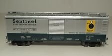 Bowser B&O Sentinel 40' Single Door Box Car Set (3 cars / 3 numbers) NEW RTR