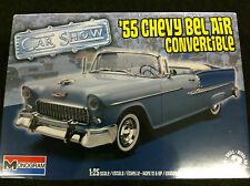 Revell '55 Chevy Bel Air Convertible 1/25 Scale Model Car Kit 85-4269